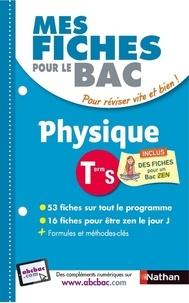 Karine Marteau-Bazouni et Gilles Diederichs - Physique Tle S.