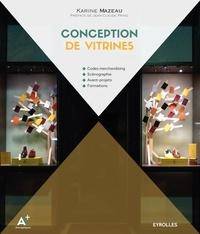 Karine Mazeau - Conception de vitrines.