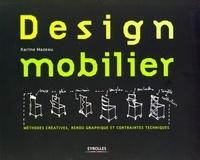 Karine Mazeau - Design mobilier - Méthodes créatives et outils graphiques.