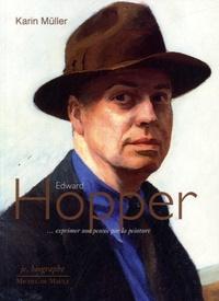 Karine Muller - Edward Hopper - Exprimer une pensée par la peinture.