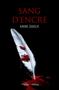 Karine Quasevi - Sang D'encre.