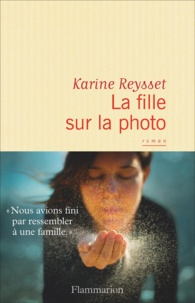 Karine Reysset - La fille sur la photo.