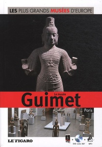 Karine Richier - Musée Guimet Paris. 1 DVD