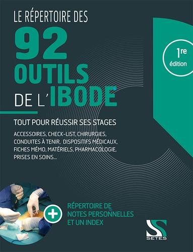 Karine Salle - Le répertoire des 92 outils de l'IBODE.