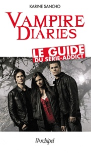 Karine Sancho - Vampire diaries.