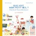 Karine Surugue - Bien Grandir Montessori - Mon petit oeil voit - La maison.