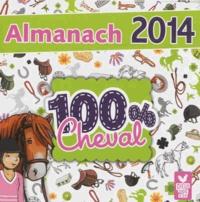 Karine Thiboult - Almanach 2014 100 % cheval.