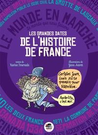 Alixetmika.fr Les grandes dates de l'histoire de France Image