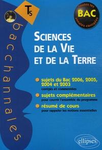 Karine Voyer et Michel Dodeman - Sciences de la Vie et de la Terre Tle S - Enseignement obligatoire.