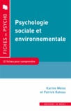 Karine Weiss et Patrick Rateau - Psychologie sociale environnementale.