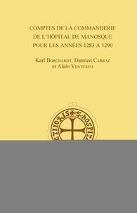 Comptes de la commanderie de lHôpital de Manosque pour les années 1283 à 1290.pdf