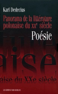 Panorama de la littérature polonaise du XXème siècle Coffret 2 volumes.pdf