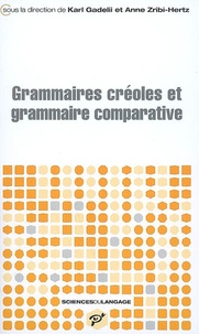 Galabria.be Grammaires créoles et grammaire comparative Image