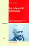 Karl Jaspers - La Culpabilité allemande.