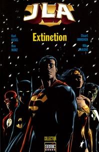 Karl Kesel et Ron Marz - JLA Nouvel ordre mondial  : Extinction.