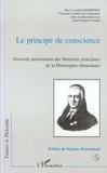 Karl-Leonhard Reinhold - LE PRINCIPE DE CONSCIENCE. - Nouvelle présentation des moments principaux de la philosophie élémentaire.
