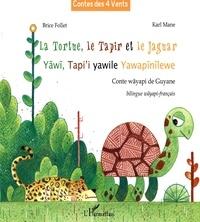 Era-circus.be La tortue, le tapir et le jaguar - Conte wayapi de Guyane Image