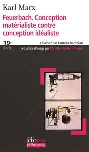Galabria.be Feuerbach - Conception matérialiste contre conception idéaliste Image