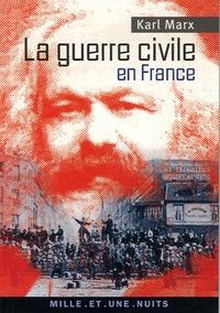 La Guerre civile en France - Karl Marx |