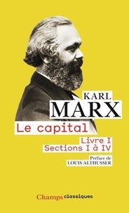 Deedr.fr Le capital - Livre 1, sections 1 à 4 Image