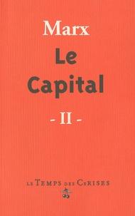 Birrascarampola.it Le Capital - Critique de l'économie politique Tome 2, Le procès de circulation du capital Image