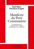 Karl Marx et Friedrich Engels - Manifeste du parti communiste.