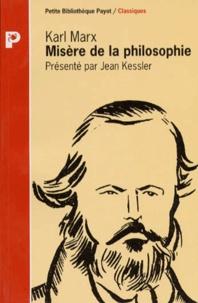 MISERE DE LA PHILOSOPHIE.pdf