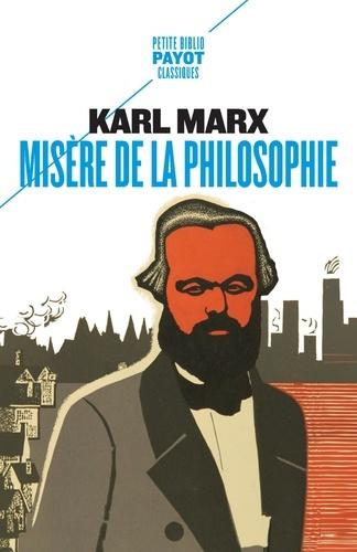 Misère de la philosophie - Karl Marx - Format PDF - 9782228923255 - 6,49 €