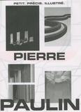 Karl Nawrot et Catherine Geel - Pierre Paulin - Petit précis illustré.