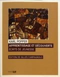 Karl Popper - Apprentissage et découverte - Ecrits de jeunesse (Vienne 1925-1935).