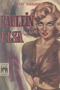 Karl Vondorff - Fraulein Elsa.