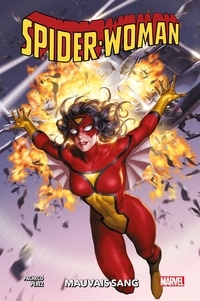 Karla Pacheco - Spider-Woman T01 - Mauvais sang.