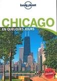 Karla Zimmerman - Chicago en quelques jours. 1 Plan détachable