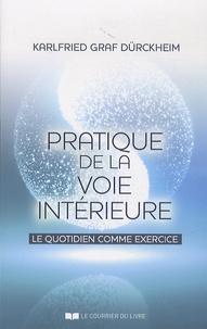 Pratique de la voie intérieure - Le quotidien comme exercice.pdf