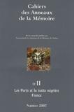 Jean-Marc Masseaut - Cahiers des Anneaux de la Mémoire N° 11/2008 : Les ports et la traite négrière France.