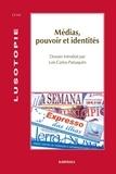 Michel Cahen et François Bafoil - Lusotopie 2004 : Médias, pouvoir et identités.