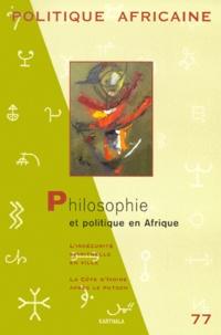 Abel Kouvouama et  Collectif - .