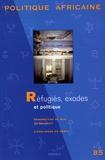 Simon Turner - Politique africaine N° 85, mars 2002 : Réfugiés, exodes et politique.
