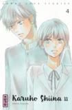 Karuho Shiina - Short love stories Tome 4 : Karuho Shiina 2.
