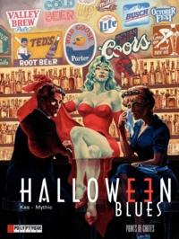Kas et  Mythic - Halloween Blues Tome 4 : Points de chutes.