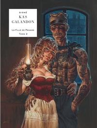 Kas et Laurent Galandon - La fille de Paname Tome 2 : L'homme aux tatouages.