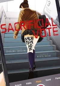 Kasai Ryuya et Edogawa Edogawa - Sacrificial Vote Tome 3 : .