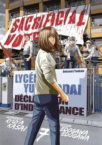 Kasai Ryuya - Sacrificial Vote Tome 7 : .