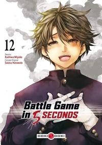 Kashiwa Miyako et Saizou Harawata - Battle Game in 5 Seconds Tome 12 : .