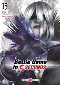 Kashiwa Miyako et Saizou Harawata - Battle Game in 5 Seconds Tome 15 : .