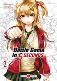 Kashiwa Miyako et Saizou Harawata - Battle Game in 5 Seconds Tome 2 : .