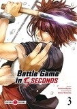 Kashiwa Miyako et Saizou Harawata - Battle Game in 5 Seconds Tome 3 : .