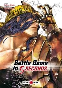 Kashiwa Miyako et Saizou Harawata - Battle Game in 5 Seconds Tome 7 : .