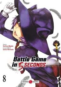 Téléchargement gratuit d'ebooks au format jar Battle Game in 5 Seconds Tome 8 CHM FB2 PDF 9782818968475