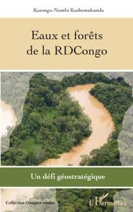 Histoiresdenlire.be Eaux et forêts de la RDCongo - Un défi géostratégique Image